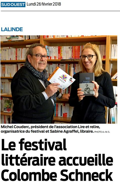 Article sud ouest 2018 1