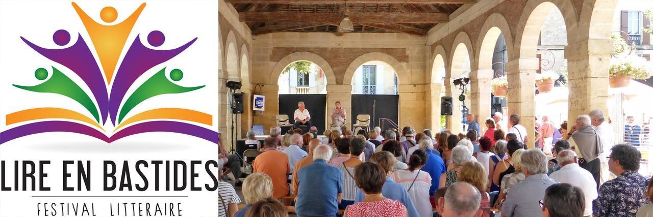 Festival Lire en Bastides à Lalinde