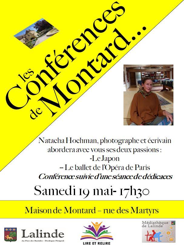 Conference natacha hochman