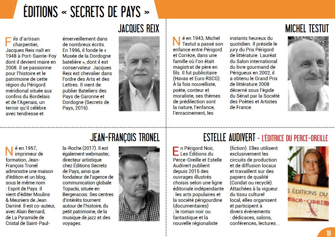 Editions secrets de pays n3