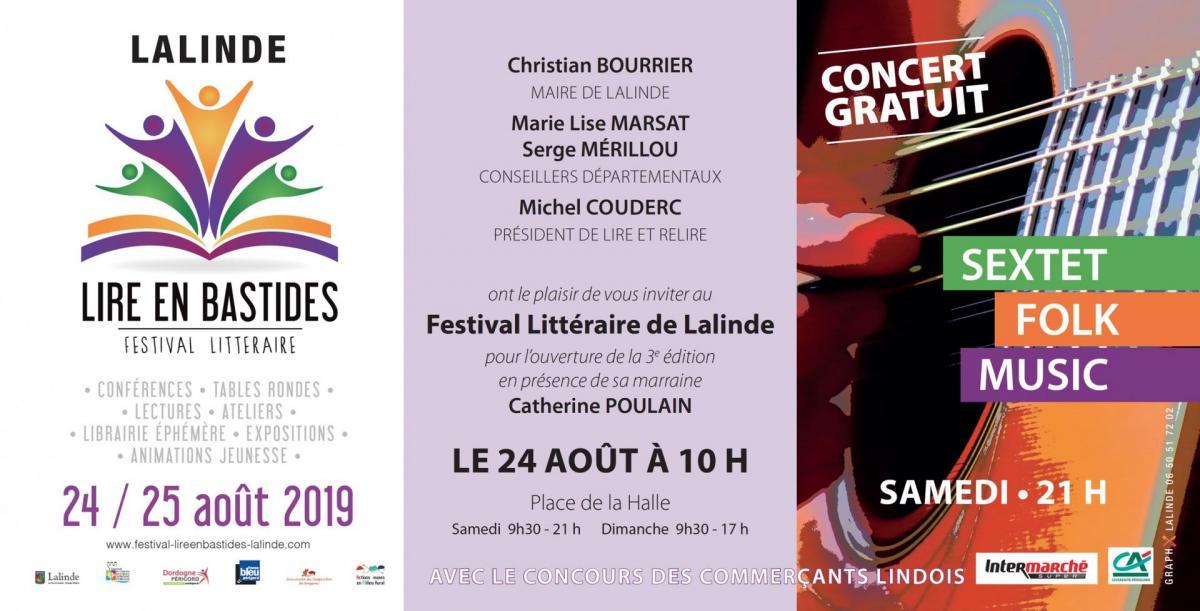 Invitation festival 2019