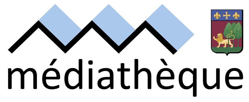 Mediatheque logo en m